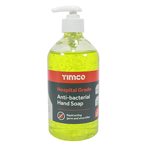 Picture for category Hospital Grade Anti-Bacterial Hand Soap