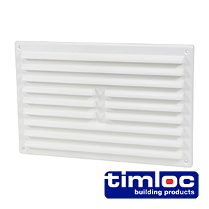 Picture for category Louvre Vent with Flyscreen - Plastic
