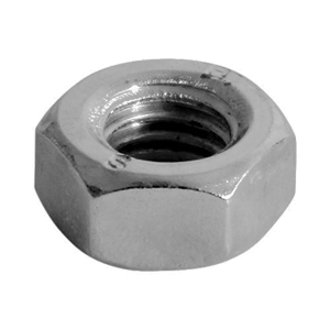 Picture for category Hex Full Nut - Stainless Steel