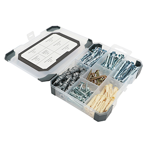 Picture for category Mixed Plasterboard Fixings Tray