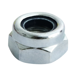 Picture for category Nylon Nut - Type T - Zinc