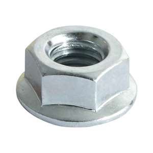 Picture for category Serrated Flange Nut - Zinc
