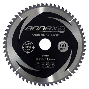 Picture for category -5 Degree Aluminium Saw Blades
