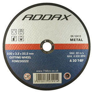 Picture for category Bonded Abrasive Discs
