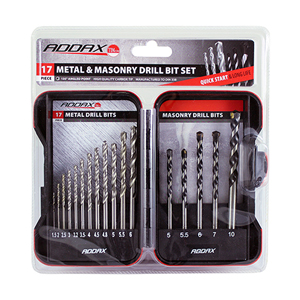 Picture for category HSS & Masonry Drill Set