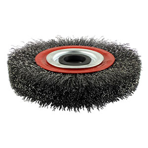 Picture for category Steel Wire Wheel Brush with Plastic Reducer Set