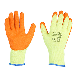 Picture for category Eco Grip Gloves - Crinkle Latex Coated Polycotton