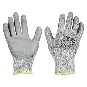 Picture for category Medium Cut Gloves - PU Coated HPPE Fibre with Glass Fibre