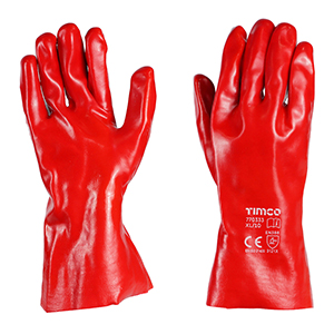 Picture for category PVC Gauntlets - PVC Coated Cotton Interlock