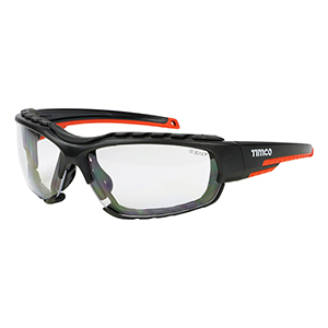 Picture for category Sports Style Safety Glasses - Full Frame with Foam Dust Guard