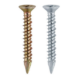 Picture for category Countersunk Head, Hi-Low Thread, Slash Tip