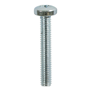 Picture for category Machine Screw - Pan Head