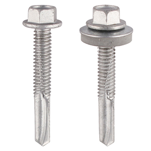 Picture for category Self-Drilling Screw - Heavy Duty Section Steel - Exterior