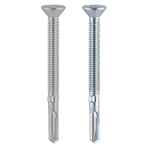 Picture for category Wing-Tip Screw - Heavy Section Steel