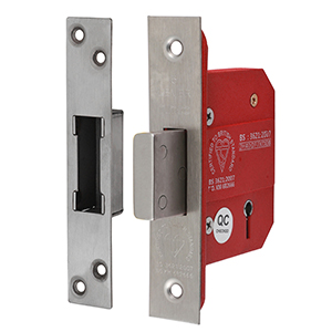 Picture for category 5 Lever British Standard Deadlock