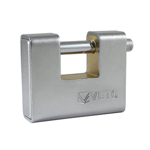 Picture for category Armoured Rectangular Padlock