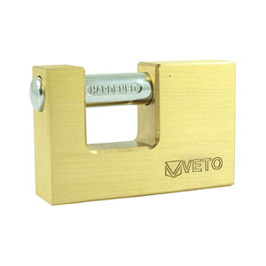 Picture for category Brass Rectangular Padlock