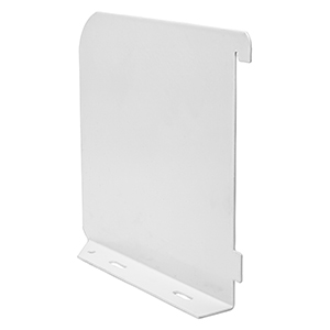 Picture for category Twin Slot Shelf End