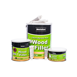 Picture for category 2 Part Styrene Free Wood Filler
