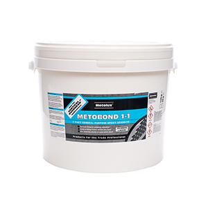 Picture for category Metobond 1-1 Epoxy Building Adhesive