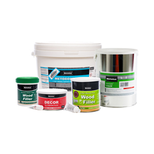Picture for category Metolux Fillers & Adhesives