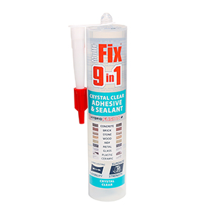 Picture for category Multi-Fix 9 in 1 Crystal Clear Adhesive & Sealant