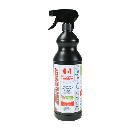 Picture of Electrosan 4 in 1 Skin & Surface Sanitiser